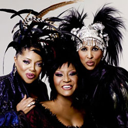 Labelle (Sarah Dash, Nona Hendryx and Patti LaBelle)