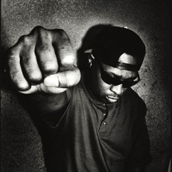Chuck D (of Public Enemy)